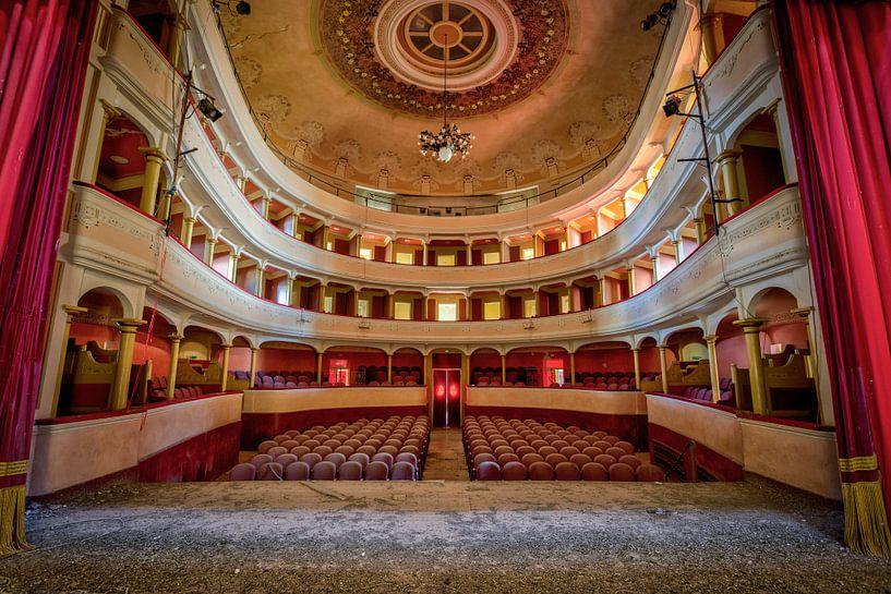 Das Theater von Anthony Damen