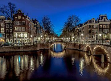 Amsterdamse Grachten  sur Mario Calma