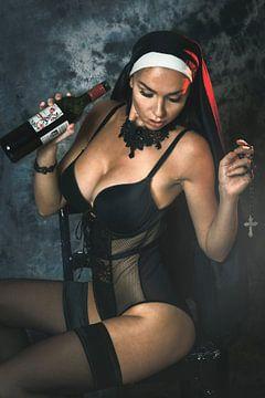 Sexy nun von André Scherpenberg
