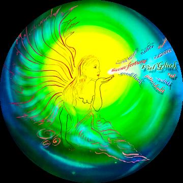 Glücksengel International van Walter Zettl