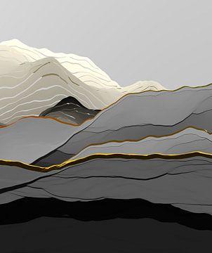 Schöne Berge 15 von Angel Estevez