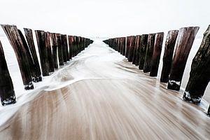 De Rusteloze Zee