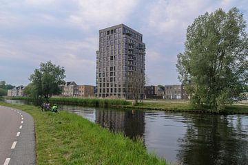 Appartementencomplex Toren D Aan de Waterkant  Tilburg