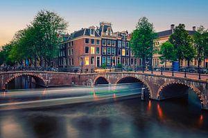 Groeten uit Amsterdam van Manjik Pictures