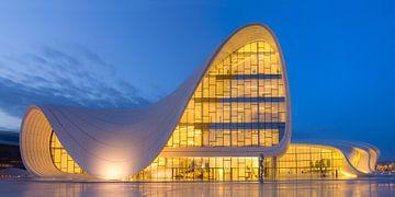 Architektur in Baku, Aserbaidschan von Adelheid Smitt