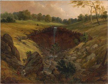 Thomas Clark-De Wannon Falls 1870
