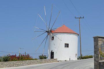 Griekse molen, Lesbos van