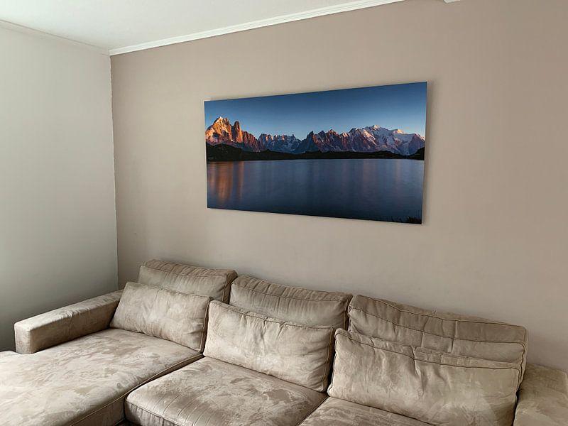 Kundenfoto: Lac des Chéserys von Sander van der Werf, auf xpozer