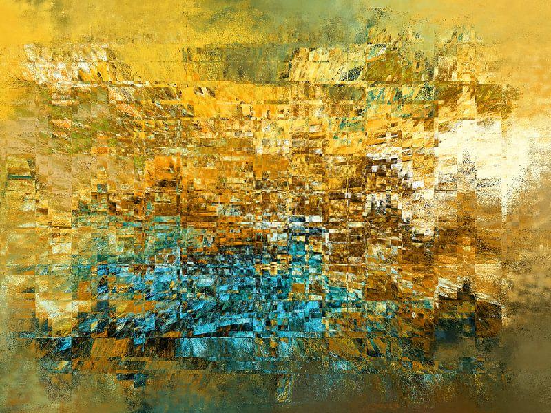 Desert city van Gabi Hampe