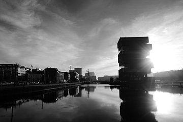 MAS - Antwerpen von Maurice Weststrate
