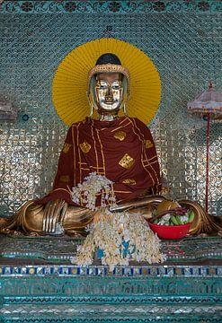 Bago Township: Shwemawdaw pagode van Maarten Verhees