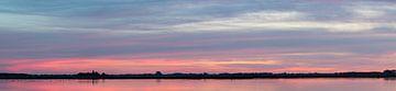 Sonnenuntergang Roegwold. von Anjo ten Kate