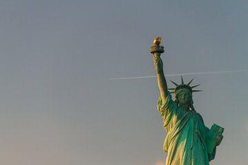 Statue de la Liberté sur Rosan Verbraak