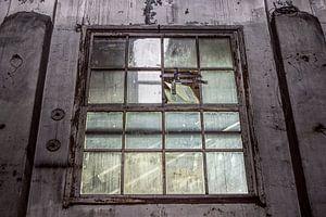 Urbex Fenster