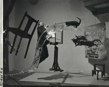 Salvador Dali, Philippe Halsman von Het Archief