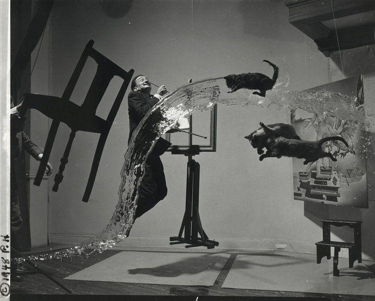 Salvador Dali van Het Archief