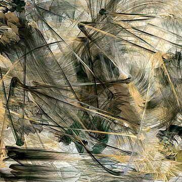 Zilver en goud van Kay Weber