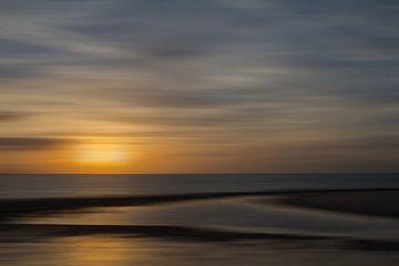 Zonsondergang Vlissingen van Vandain Fotografie