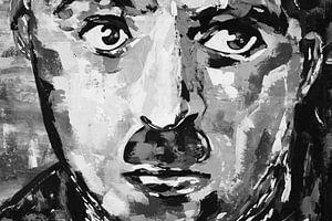"Charlie Chaplin ""Augen"""