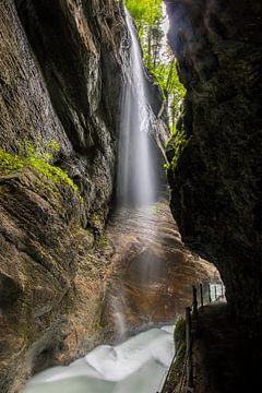 Partnach Gorge van Andreas Müller