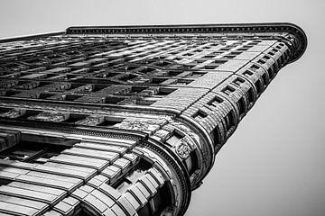 Flat Iron Building van Eddy Westdijk