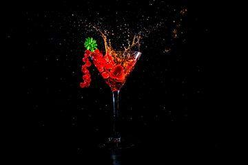 Spetterende cocktail, splash van Corrine Ponsen