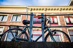 Mooie kleurrijke Utrechtse foto