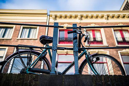 Mooie kleurrijke Utrechtse foto van