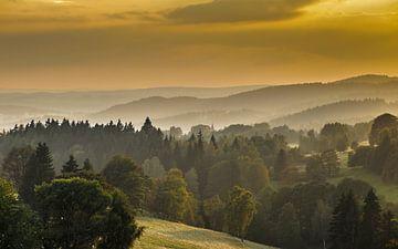 Sunset von Jeroen Kleiberg