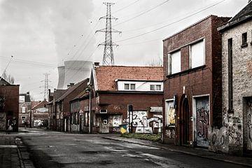 Kernkraftwerk Doel von Okko Meijer