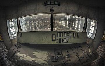 Mission Control van Rob Uyttenbroeck