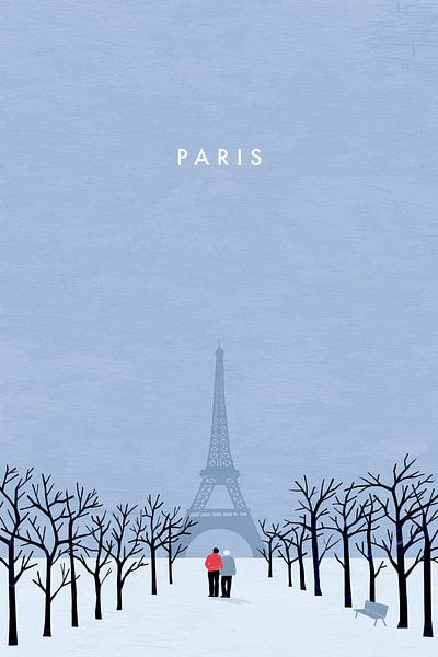 Paris van Katinka Reinke