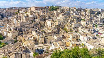 Matera in Italië van Jessica Lokker