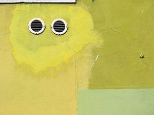 Urban Abstract / Wall van