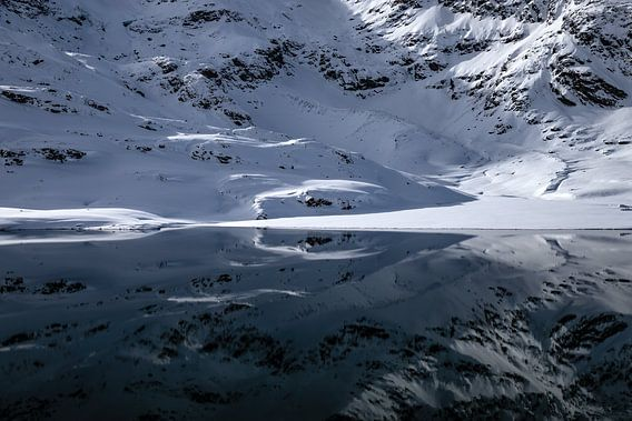 Lago Bianco - Graubünden - Zwitserland