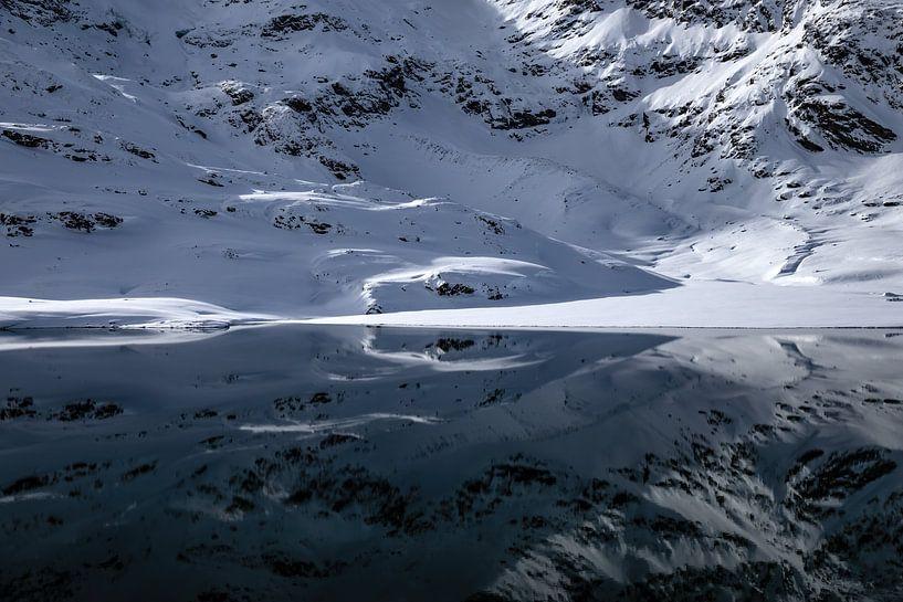Lago Bianco - Graubünden - Zwitserland van Felina Photography