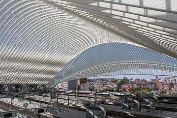 Station Luik-Guillemins van Charella Hulsbosch