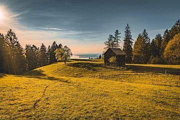 Auf dem Pfänder am Bodensee von MindScape Photography