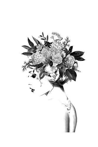 Floral II van