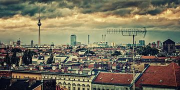Berlin Rooftop View sur Alexander Voss
