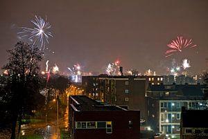 Utrecht in brand