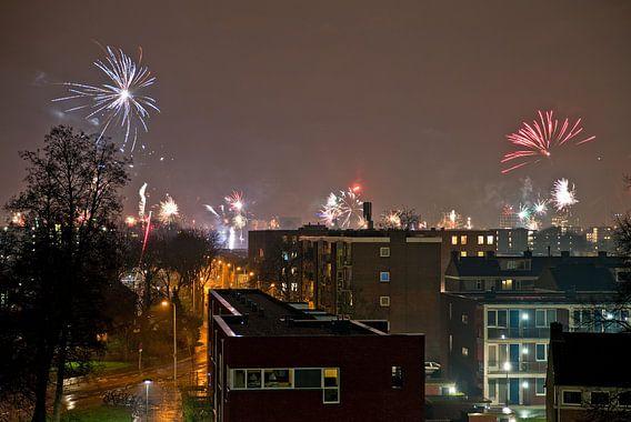 Utrecht in brand van Mariska Hofman