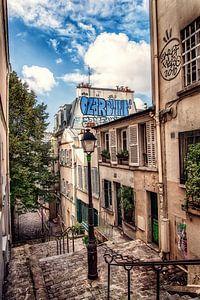 Parisian apartments van
