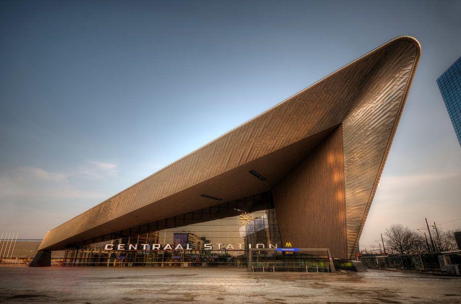 Rotterdam Centraal van Hans Kool
