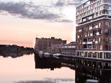Haarlem Droste Fabriek Aan het Spaarne van heidi borgart