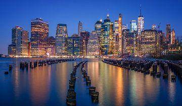 New York Skyline von Reinier Snijders