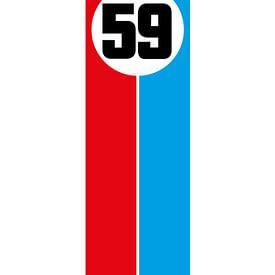 Brumos 911 RSR Daytona 1973 sur Theodor Decker