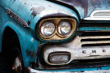Chevrolet Apache van Affect Fotografie