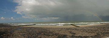 Hollands weer aan de zeeuwse kust van Joyce Loffeld