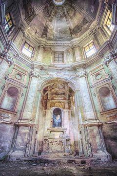 Die baufällige Chiesa von Frans Nijland